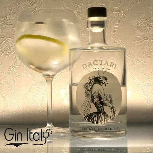 Dactari Gin and Tonic