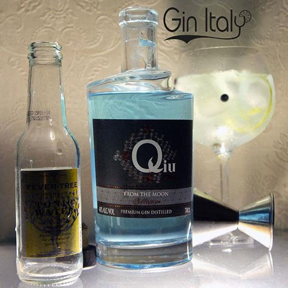 2 Qiu Gin Tonic