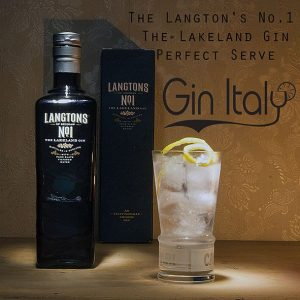 Langtons Gin Perfect Serve