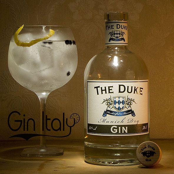 The Duke Gin Tonic