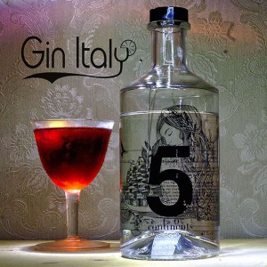 5 Continents Gin