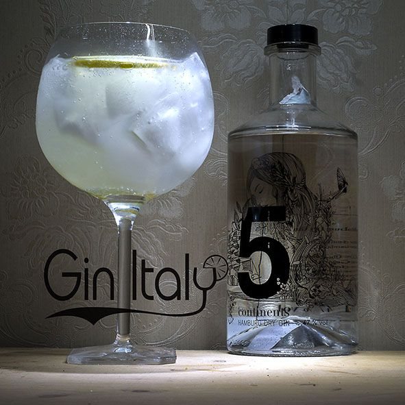 5 Continents Gin Tonic