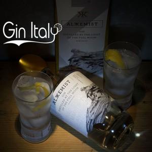 Alkkemist Gin Tonic