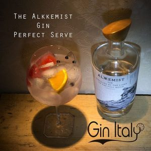Alkkemist Gin Perfect Serve