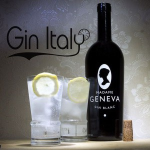 Madame Geneva Gin Blanc Gin Tonic