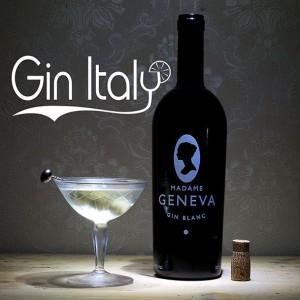 Madame Geneva Gin Blanc Martini