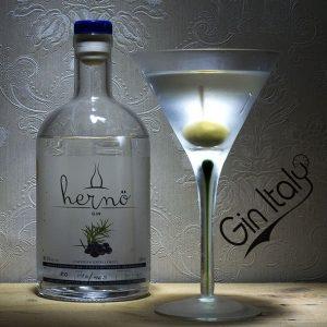 1 Hernö Gin Martini