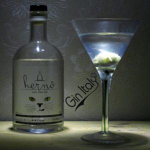 2 Hernö Gin Martini
