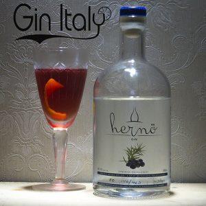 2 Hernö Gin Negroni