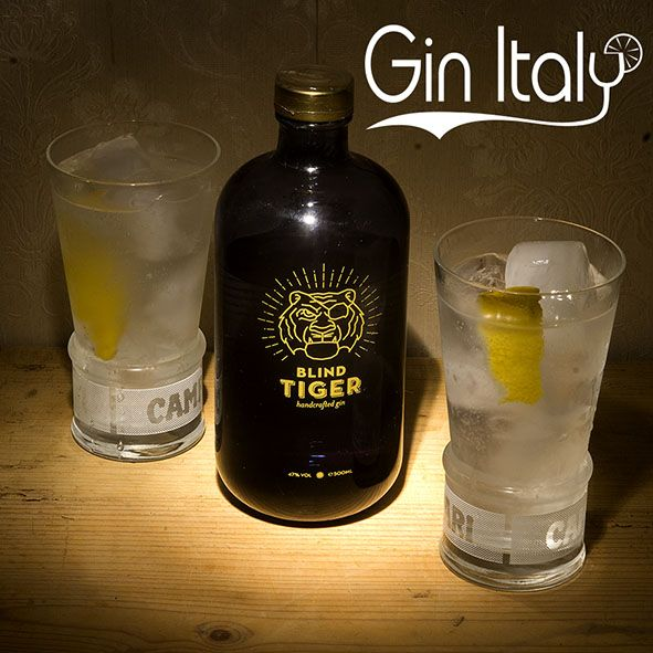 Blind Tiger Gin Tonic