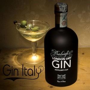 Burleighs Distillers Cut Gin Martini