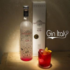 Santamania London Dry Gin