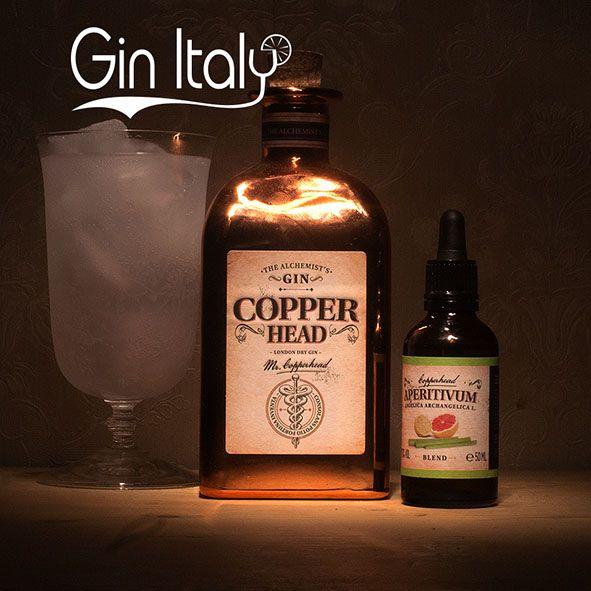 Copperhead Gin Gintonico