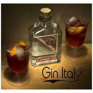 Elephant Gin Negroni