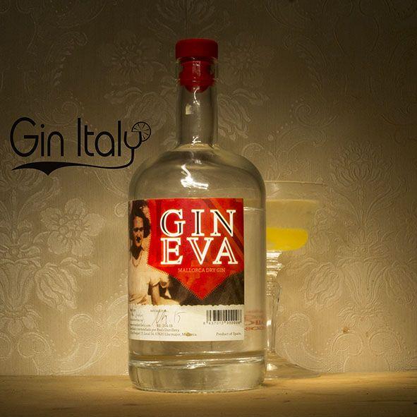 Gin Eva Artisan Mallorca Dry Gin Martini