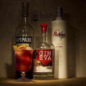 Gin Eva Artisan Mallorca Dry Gin Negroni