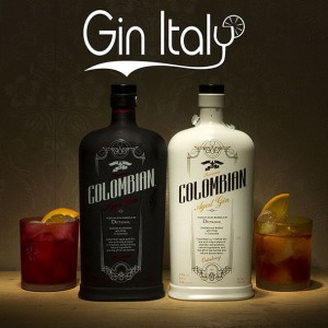 Premium Colombian Aged Gin Ortodoxy & Treasure