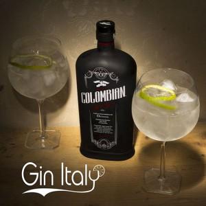 Premium Colombian Aged Gin Treasure