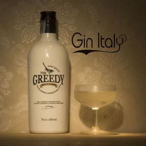 The Greedy Gin Martini