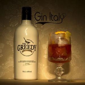 The Greedy Gin Negroni
