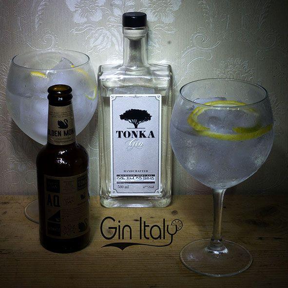 Tonka Gin Gintonico