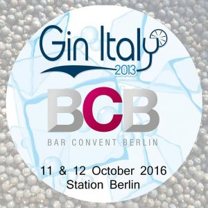 Bar Convent Berlin Gin Italy 2016