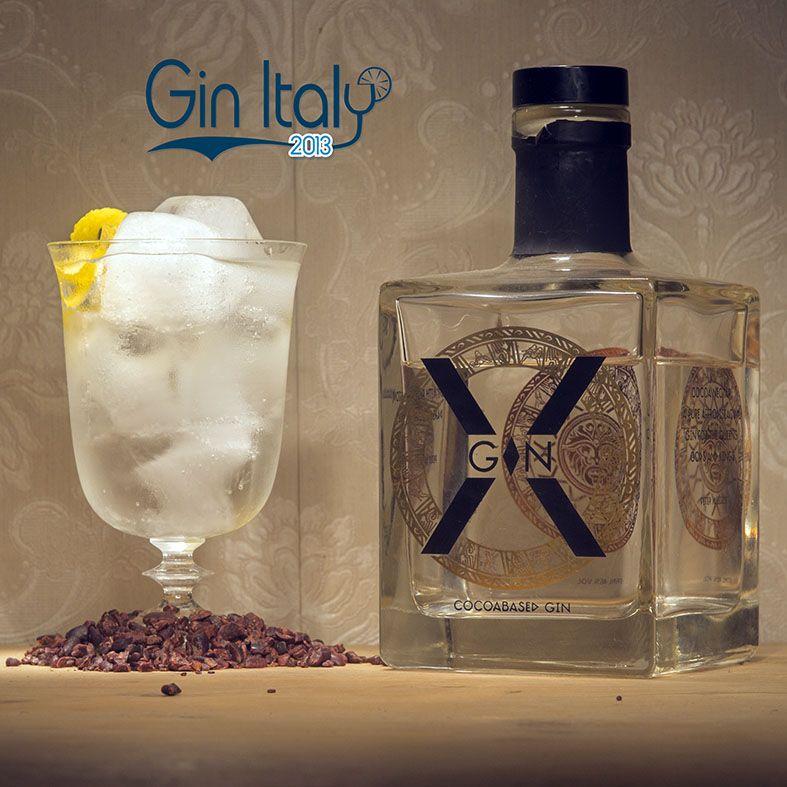 X Gin Gin Tonic