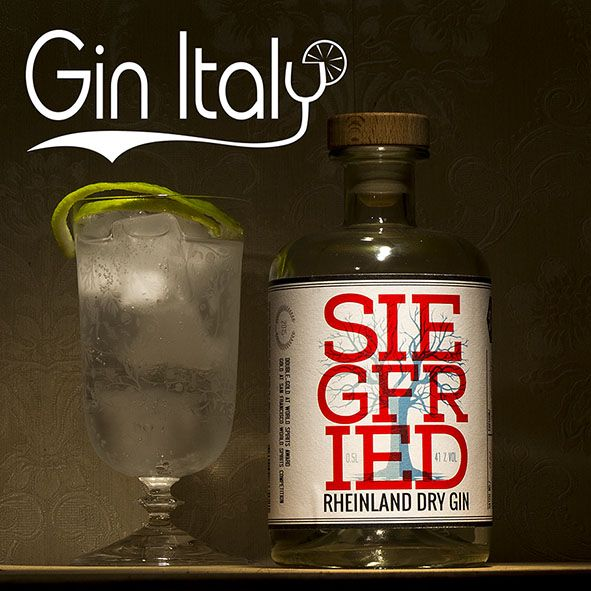 Siegfried Gin Gin and tonic