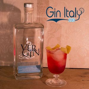 Vergin Gin Negroni