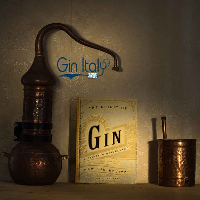 the spirit of gin a stirring miscellany of the new gin revival