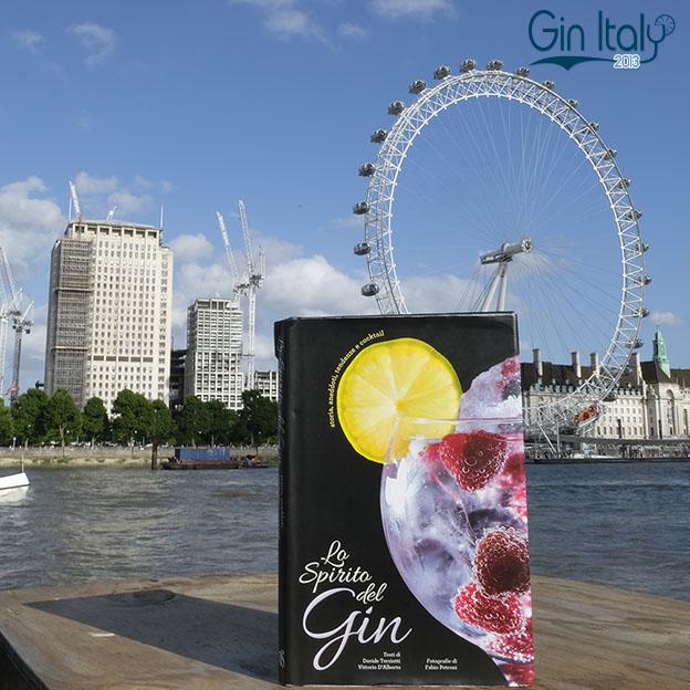 London Eye Lo Spirito del Gin - Storia, aneddoti, trend e cocktails Londra Gin Italy Vittorio D'Alberto