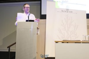 Michael Clancy FDT Consulting Engineers Ginposium 2017 Gin Italy