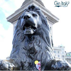 Trafalgar Square Lo Spirito del Gin - Storia, aneddoti, trend e cocktails Londra Gin Italy Vittorio D'Alberto