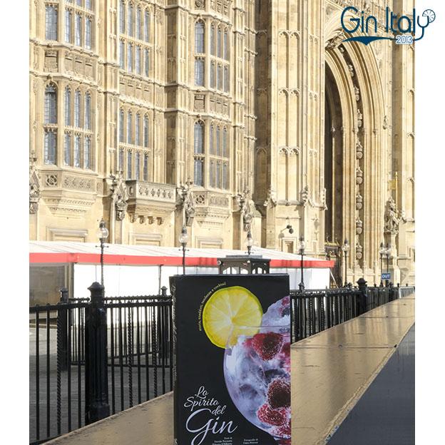 Westminister Lo Spirito del Gin - Storia, aneddoti, trend e cocktails Londra Gin Italy Vittorio D'Alberto
