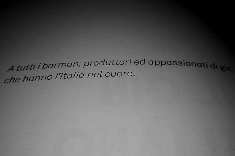 Il-Gin-Italiano-Fulvio-Piccinino-Dedica