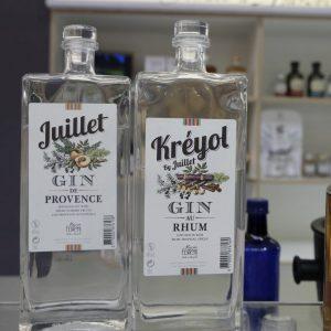 Il gin al rum, proposto da Juliet