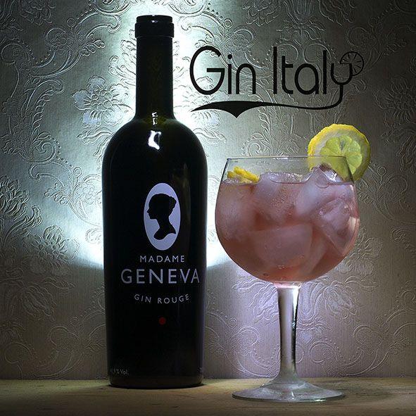 Madame Geneva Gin Blanc
