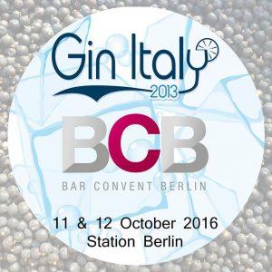 Bar Convent Berlin GinItaly 2016